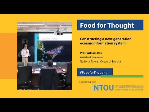 Food for Thought: Constructing a next generation oceanic information system