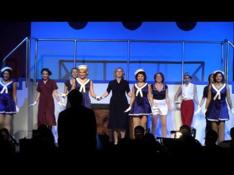 Anything Goes - Livingston Theater Company, Rutgers University Nov 2015