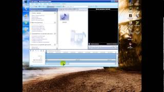 Обрезаем мелодию с помощью Windows Movie Maker