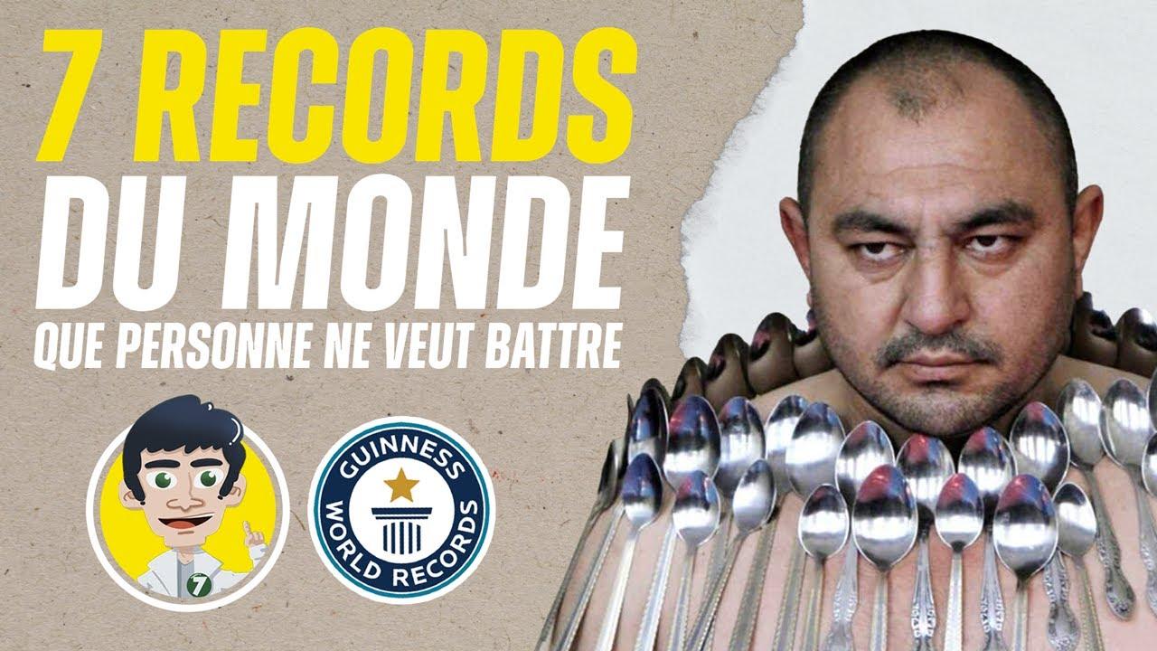 7 Records du monde que personne ne veut battre