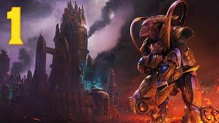 StarCraft Remastered: Brood War - Kampania Protosów #1