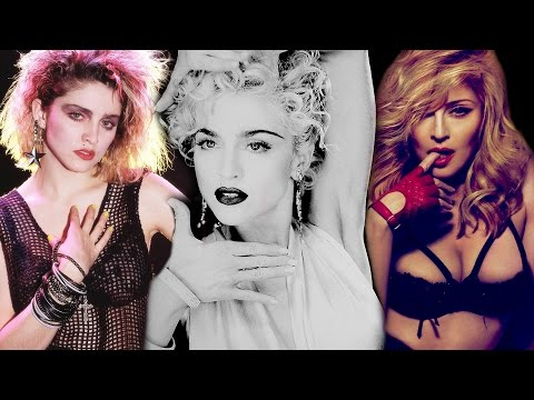 Madonna: Singles Sales and Chart History (1982 - 2015)