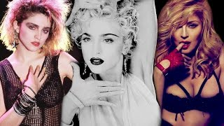 Madonna: Singles Sales and Chart History With Official Videos (1982 - 2015)