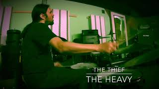 The Heavy/ The Thief/ Drum Cover by flob234
