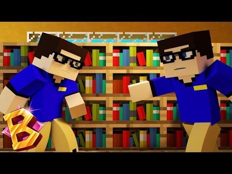 HILARIOUS GAME DEBATE : Minecraft Animation