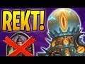 Crushing Quest Rogue With Mechaand39thun Warlock  The Boomsday Project  Hearthstone
