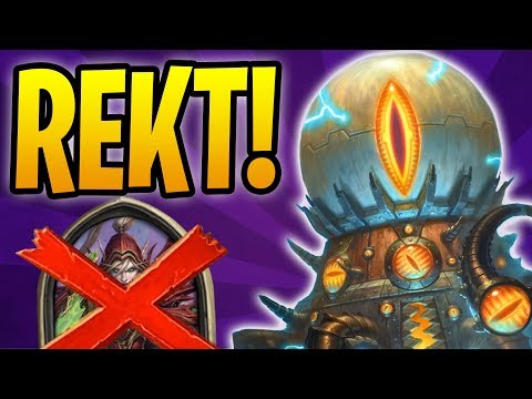 CRUSHING Quest Rogue with Mecha'Thun Warlock | The Boomsday Project | Hearthstone