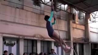Indian Girls Rope Gymnastics  - Vol.2 -