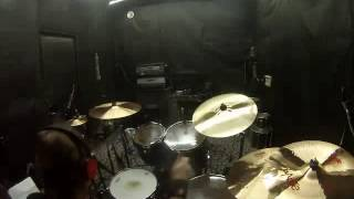 2016.11.02, Edguy drum cover for Magistr