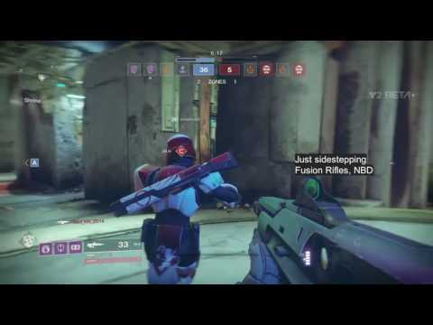 Undefeated - D2 Beta