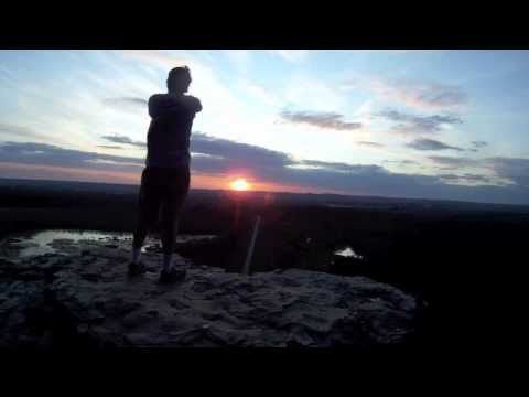 Hiking to Inspiration Point - Southern Illinois __GoPro 1080p