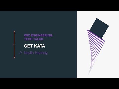 Get Kata - Kevlin Henney