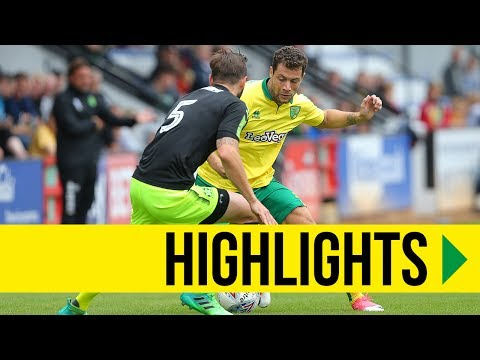 HIGHLIGHTS: Cambridge United 0-2 Norwich City
