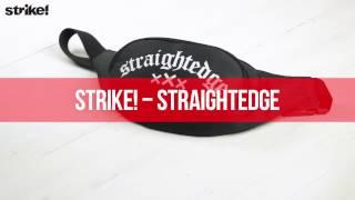 Сумка на пояс из ткани STRIKE! - Straightedge купить в Украине - обзор