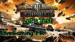 World of Tanks - Let's Test en français [HD|PS4] | Gratuit PSN