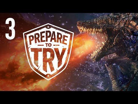Prepare To Try: Dark Souls 3, The Ringed City - Part 3 (Darkeater Midir)
