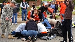 Oklahoma State University Deadly Homecoming Parade – 10.24.2015