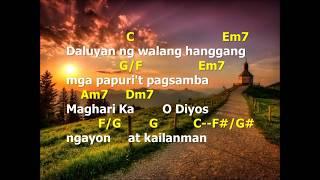 Banal Mong Tahanan Musikatha Chords Lyrics
