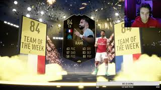 INSANE CHAMPIONS LEAGUE CARD PACKED!!! (Gold 3 Rewards)