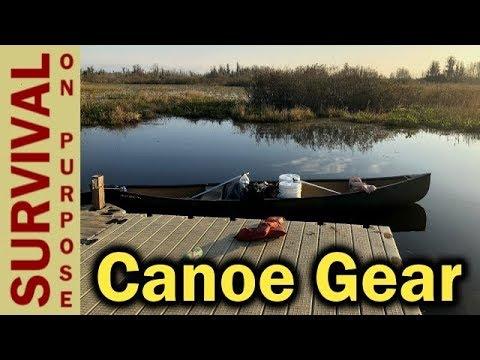 Canoe Camping Tips and Gear - Okefenokee Swamp Canoe Trip