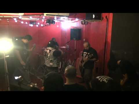 Negation - Live In U-Rock ( Jasad Brutal In Malaysia Tour 2014 ) Pt 1