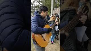 La Voz Argentina, las pruebas en Córdoba de Telefé.