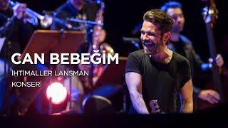 Kenan Doğulu - Can Bebeğim | İhtimaller Lansman Konseri #CanlıPerformans