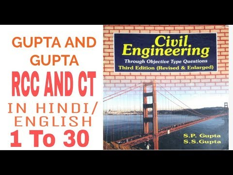 Gate Civil Engineering Ebook