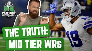 Fantasy Football 2020 - The TRUTH: Second Tier WRs in 2019 - Ep. #851