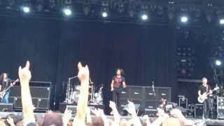 ALICE IN CHAINS, WOULD?, BRISBANE SOUNDWAVE 2014