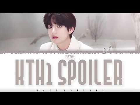 BTS V - 'KTH1 Spoiler' Lyrics