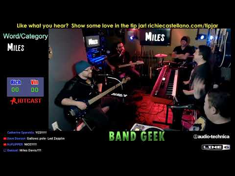Band Geek 131 - Encore's Back Twenty Eighteen
