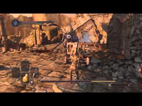 Dark Souls 2 - The Pursuer (\