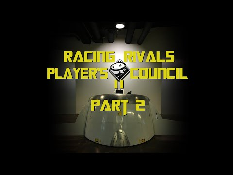 Racing Rivals Player's Council II Long Beach CA Part 2