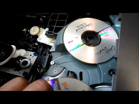 RCA RS2654 Shelf System Repair Attempt.