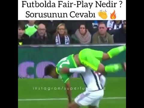 Futbolda Fair-Play Nedir?