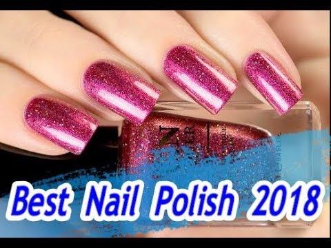 Best Nail Polish - Top 10 Best Nail Polish Brands 2018 - YouTube