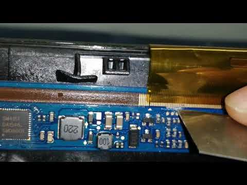 PANEL SAMSUNG 12A320AP32S4LV0 2 PROBLEM DOUBLE IMAGE