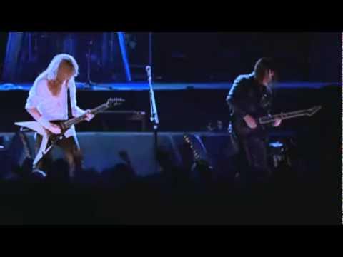 Megadeth - Return To Hangar Music Video HQ