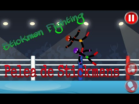 Stickman Fighting - Pelea De Stickmans