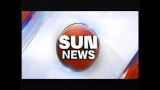 Sun News Network shuts down (4:00 AM CST, February 13, 2015)