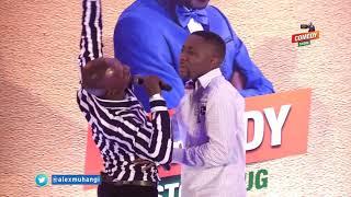 Alex Muhangi Comedy Store Oct 2019 - Snake & Zolo (Kenzo)