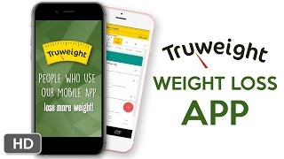 5 in 1 Truweight's Weight Loss App - Your Personal Weight Loss Assistance