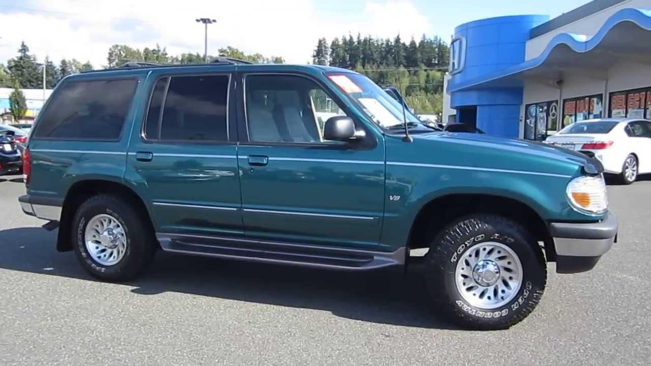 ford explorer дизель 1998 г в