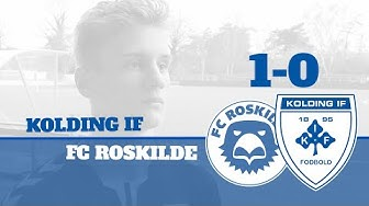 Reaktioner: FC Roskilde 1-0 Kolding IF | Kolding IF Fodbold