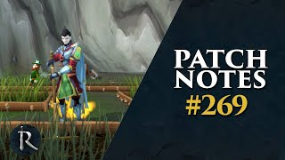 RuneScape Patch Notes #269 - 20th May 2019