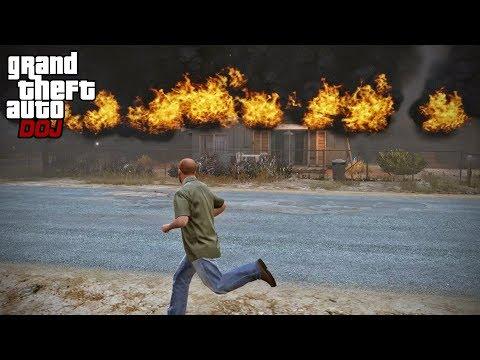 Download Youtube: GTA 5 Roleplay - DOJ 250 - Neighbor Issues (Criminal)