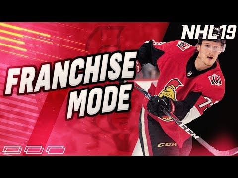 """NHL 19 Franchise Mode l Ottawa Senators #29 """"PLAYOFFS! HUGHES VS HUGHES"""""""