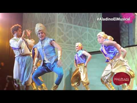 Making of Gala | Aladino El Musical