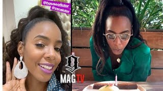 Kelly Rowland Thanks Supporters For All The 38th Birthday Wishes!